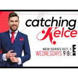 Crystal Gail of  E! Network's Catching Kelce