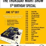 The D1 Radio Hour | Live on The Thursday Night Show | 17-06-15