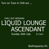 """Ascendant - """"Guest Mix"""" Chill Out Sessions (Part Two) Box Frequency FM July 2015"""