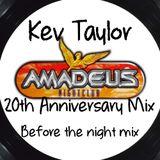 Amadeus 20th Anniversary Mix - Before The Night Mix