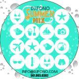 DJ FONO Summer Mix 2015 - Hip-Hop + Deep House