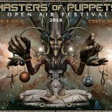 Alien Chaos LIVE @ Masters Of Puppets Festival 2016
