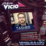 FAKIN INVITADOS: Tasher por Walter Andres Gonzalez