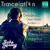 Jake Haley - Trancelation 112 10-05-2015 #ProggyBoyGuestmix