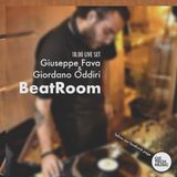 #BeatRoom|Giuseppe Fava live @GoTechMusic (vinyl selection) 21.03.2018
