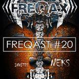 FREQAST #20 Invites Neks (Othercide Recs)