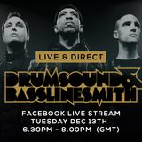 Drumsound & Bassline Smith - Live & Direct #15 [13-12-16)