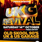 Unique Sessions - UKG Revival Taster