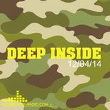 Domenico Albanese - Deep Inside (Live Show) @ HouseStationRadio 12/04/14