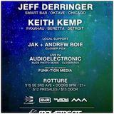 Keith Kemp DJ set @ Closer PDX Movement Pre-Party May 2015
