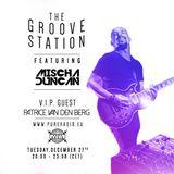 #038 Patrice van den Berg @ The Groove Station
