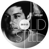 Solid Steel Radio Show 20/3/2015 Part 1 + 2 - Medlar