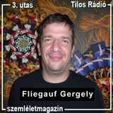 Fliegauf Gergely elméleti börtönpszichológus