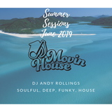 Dj Andy Rollings Summer Sessions June 2019