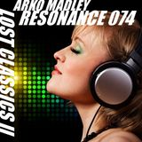 Arko Madley - Resonance 074 (2016-10-12)