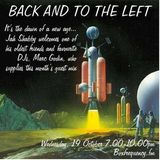 Back and to the Left Guest Mix - Marc Godin