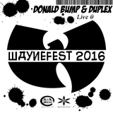 Donald Bump & Duplex Live@WayneFest 2016