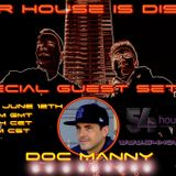 Our House Is Disco (Guest Mix) 6-12-2015