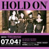 90's R&B Live Mix by OIBON at HOLD ON Vol.8 4th July 2019