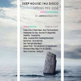 DEEP HOUSE NU DISCO | SPRING MIX 2014 | BY JAMES BARBADORO