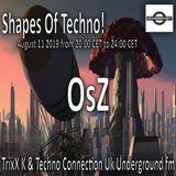 OsZ @ Shapes Of Techno! #66