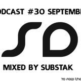 SoundDesigners Podcast #30 Mixed by Substak