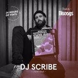 24 Hours of Vinyl (NY) - DJ SCRIBE (Presented by Discogs)