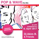 POP % WAVE special // Radioshow by Akim B. / 06.04.17