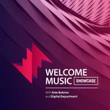 Alex Bubnov and Digital Department - Welcome Music Showcase 006 - April 2016