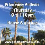 dj lawrence anthony pcr radio 22/09/16