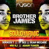 Soul Fusion - Summer Terrace Pre Party Guest Mix - BROTHER JAMES