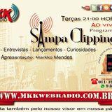 """Programa """"Sampa Clipping"""" 14/04/2015 - Lançamentos - Noticias da Música e Resgate"""