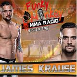 James Krause talks upcoming UFC fight against Shane Campbell