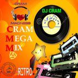 CRAM Mega Mix ~ DJ CRAM