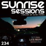 Vários - SUNRISE SESSIONS 234 (Late Night Sessions)