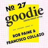 goodie #27 with Rob Paine & Francisco Collazo at The Dolphin Tavern