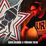 gaya kloud in the mix - live @ Fusion Festival 2016