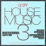 DJ SPY - House Music Vol 3