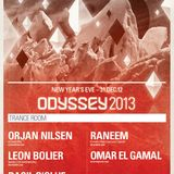 Orjan Nilsen - Live @ Odyssey NYE Montreal (31.12.2012)