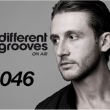 Different Grooves On Air #046 - Antonio Pepe