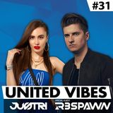 Justri - United Vibes #31 guest R3SPAWN