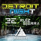 MadCity Detroit Night w/ AndReew