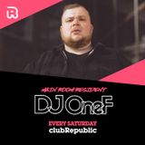 @DJOneF Club Republic Saturdays Mix (May 2019)