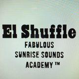 EL SHUFFLE FABULOUS SUNRISE SOUNDS ACADEMY @ フランケンの花嫁 2015.03.03