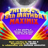 The Big G's Birthday Maximix: A Modern & Classic Eurodance Megamix (2014)