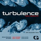 Turbulence Sessions # 01 with Alexander Geon