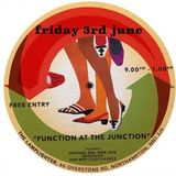 function at the junction 1st hour