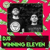 DJs Winning eleven // 5o Aniversario POAT Records