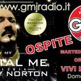 Randy Norton ospite a GMJRadio nel programma di Domenico Galati 16.02.2016