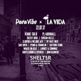 Closing of ParaVibe x La vida 22.07.17 Kane Solo, Whack On Beat, PJ Addinal - Deep-Tech to Techno